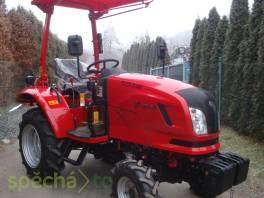 Malotraktor CRONIMO DF-304G2, s SPZ, REVERZ, AKCE , Zahrada, zahradní příslušenství, Venkovní nábytek  | spěcháto.cz - bazar, inzerce zdarma