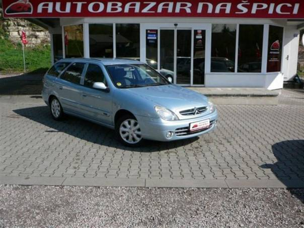 Citroën Xsara 2.0HDi 66kW--1.MAJITEL--SERVIN, foto 1 Auto – moto , Automobily   spěcháto.cz - bazar, inzerce zdarma