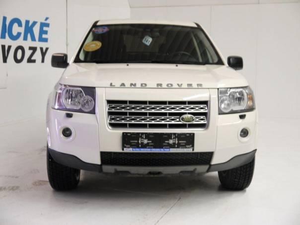 Land Rover Freelander 2.2 TD4  TOP STAV / záruka, foto 1 Auto – moto , Automobily | spěcháto.cz - bazar, inzerce zdarma