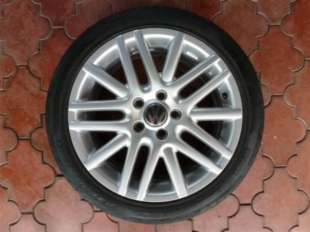 Volkswagen Touran sada orig. ALU KOL VW Touran, foto 1 Náhradní díly a příslušenství, Osobní vozy | spěcháto.cz - bazar, inzerce zdarma