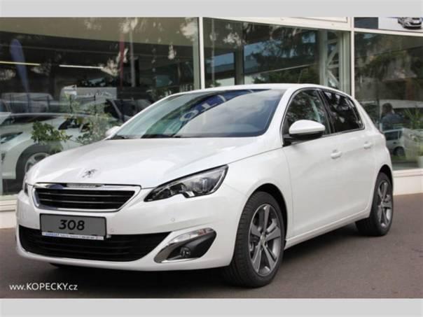 Peugeot 308 5P ALLURE 1.6 e-HDI 115k S&S, foto 1 Auto – moto , Automobily | spěcháto.cz - bazar, inzerce zdarma