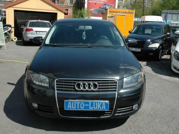 Audi A3 2,0 tdi 103, foto 1 Auto – moto , Automobily | spěcháto.cz - bazar, inzerce zdarma