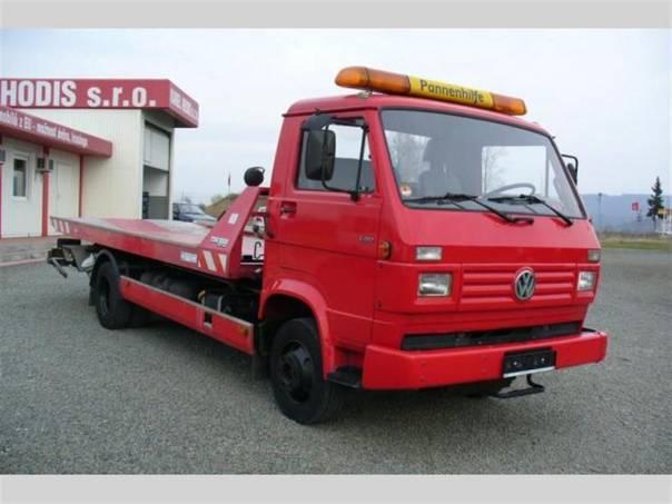L 80 4.3 TD, plošina TISCHER, SUPER STAV, foto 1 Užitkové a nákladní vozy, Nad 7,5 t | spěcháto.cz - bazar, inzerce zdarma
