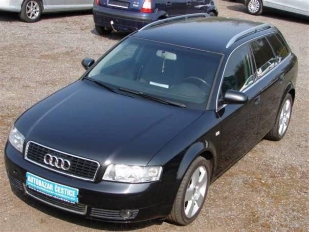 Audi A4 2,5 TDI 120KW AVANT, foto 1 Auto – moto , Automobily | spěcháto.cz - bazar, inzerce zdarma
