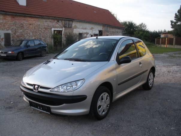 Peugeot 206 1.1 Mistral, foto 1 Auto – moto , Automobily | spěcháto.cz - bazar, inzerce zdarma