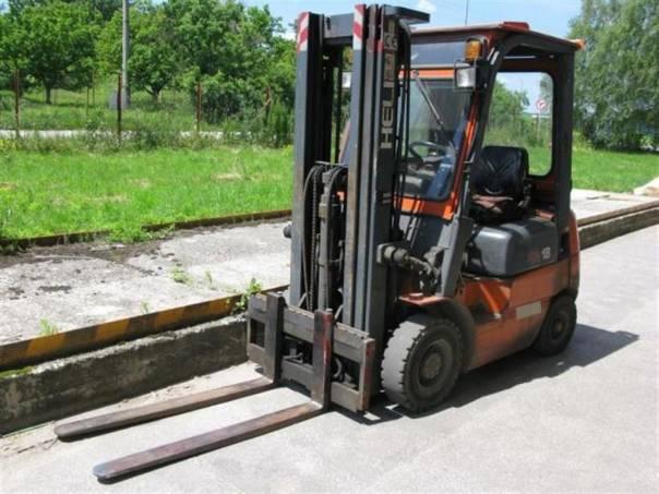HELI CPCD 18, foto 1 Pracovní a zemědělské stroje, Vysokozdvižné vozíky | spěcháto.cz - bazar, inzerce zdarma
