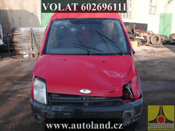 Ford Transit Connect 1,8, foto 1 Náhradní díly a příslušenství, Ostatní   spěcháto.cz - bazar, inzerce zdarma