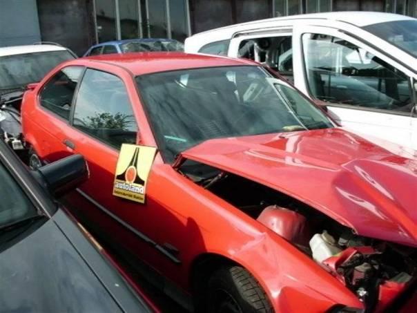 BMW Řada 3 1,8, foto 1 Náhradní díly a příslušenství, Ostatní | spěcháto.cz - bazar, inzerce zdarma