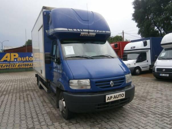 Renault Mascott SKŘÍN SPANÍ WEBASTO, foto 1 Užitkové a nákladní vozy, Do 7,5 t | spěcháto.cz - bazar, inzerce zdarma