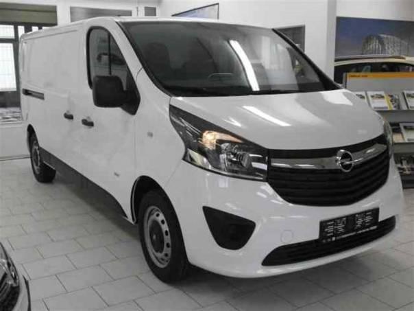 Opel Vivaro Van L2H1 2.9t 1.6 CDTI 115k MT6 /0020SFRH/, foto 1 Užitkové a nákladní vozy, Do 7,5 t | spěcháto.cz - bazar, inzerce zdarma