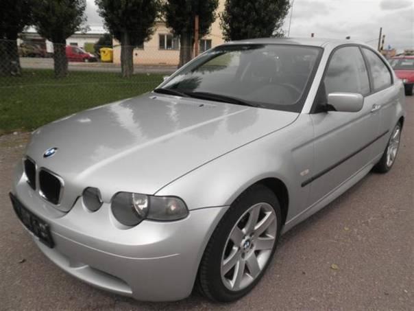 BMW Řada 3 320 D Compact M, foto 1 Auto – moto , Automobily | spěcháto.cz - bazar, inzerce zdarma