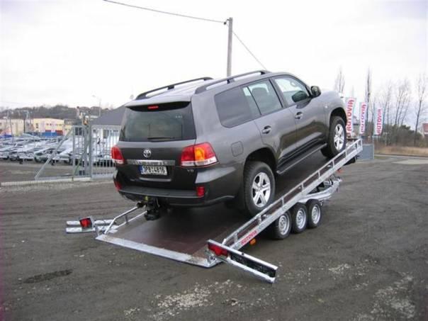 JB 3,5T - 2 UNC PLATO, foto 1 Užitkové a nákladní vozy, Přívěsy a návěsy | spěcháto.cz - bazar, inzerce zdarma