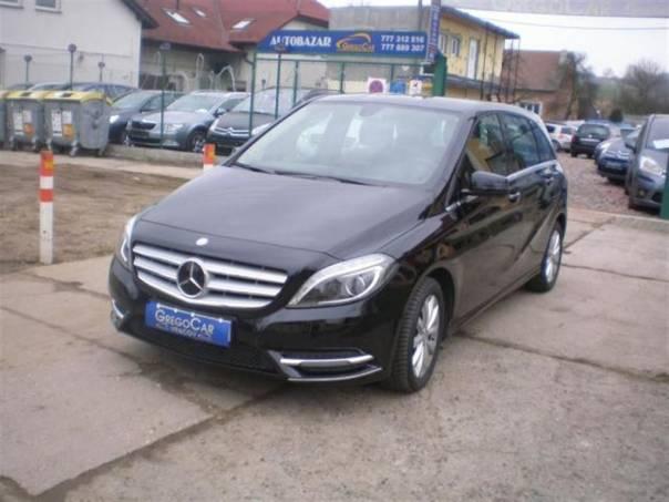 Mercedes-Benz Třída B 180CDI**DIGI**ALU**XENONY*, foto 1 Auto – moto , Automobily | spěcháto.cz - bazar, inzerce zdarma