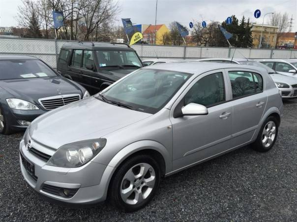Opel Astra 1.7 CDTi Edition, foto 1 Auto – moto , Automobily | spěcháto.cz - bazar, inzerce zdarma