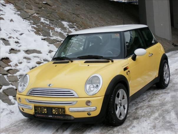 Mini Cooper 1.6 16V GARANCE KM, foto 1 Auto – moto , Automobily | spěcháto.cz - bazar, inzerce zdarma