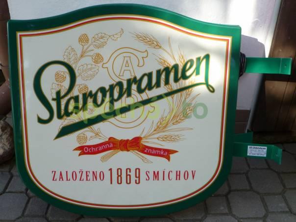 Světelná cedule Staropramen, foto 1 Hobby, volný čas, Sběratelství a starožitnosti | spěcháto.cz - bazar, inzerce zdarma