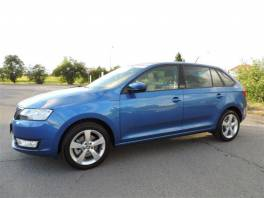 Škoda Rapid Spaceback 1.2TSI Ambition Plus 77kW ABS,ASR,ESP,AL