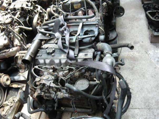 Chrysler Voyager motor 2,5 TD, foto 1 Náhradní díly a příslušenství, Osobní vozy | spěcháto.cz - bazar, inzerce zdarma