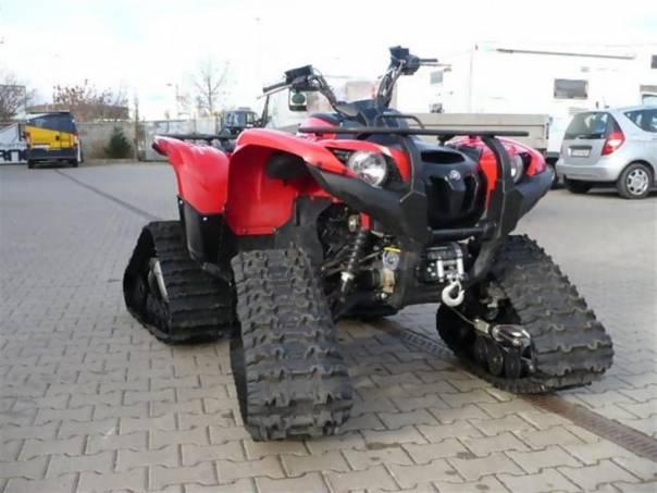 Grizzly 700 EPS+pásy, foto 1 Auto – moto , Motocykly a čtyřkolky | spěcháto.cz - bazar, inzerce zdarma