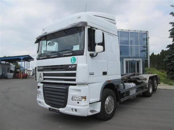 XF105.460 6x2 nosič kontejnerů, foto 1 Užitkové a nákladní vozy, Nad 7,5 t | spěcháto.cz - bazar, inzerce zdarma