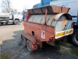 BAGELA BA 4 recyklér (ID 8876) , Pracovní a zemědělské stroje, Pracovní stroje  | spěcháto.cz - bazar, inzerce zdarma