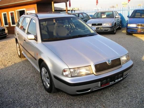 Škoda Octavia 1,9TDI KLIMATRONIK SERV.KNIHA, foto 1 Auto – moto , Automobily | spěcháto.cz - bazar, inzerce zdarma