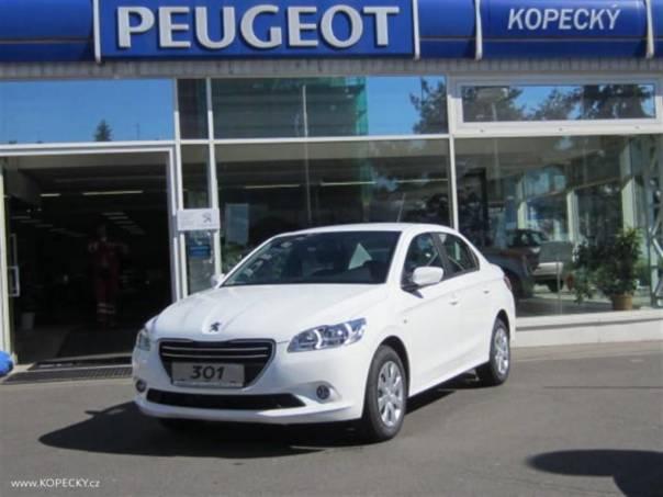 Peugeot 301 ALLURE 1.6 HDi 92k, foto 1 Auto – moto , Automobily | spěcháto.cz - bazar, inzerce zdarma