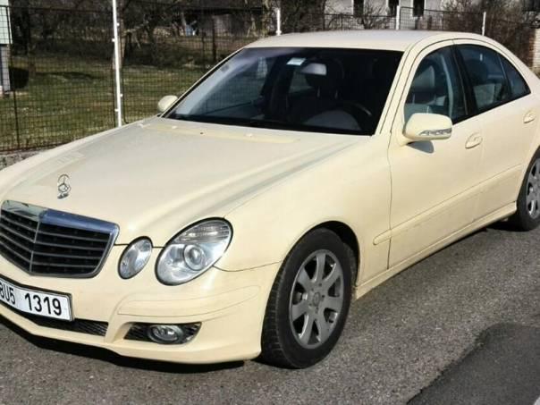 Mercedes-Benz Třída E 200 CDi, foto 1 Auto – moto , Automobily | spěcháto.cz - bazar, inzerce zdarma