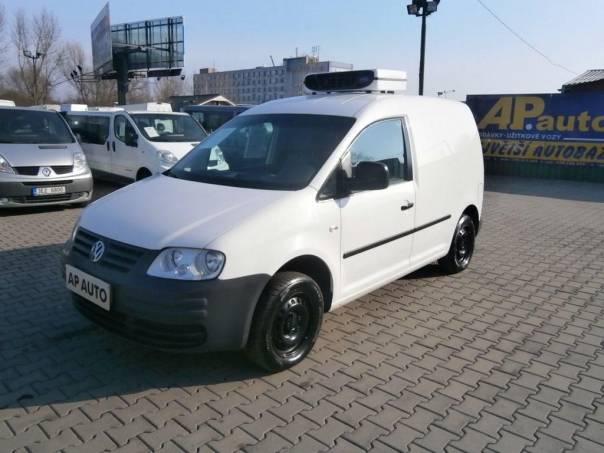 Volkswagen Caddy MRAZÁK A/C CZ SERVISKA, foto 1 Užitkové a nákladní vozy, Do 7,5 t | spěcháto.cz - bazar, inzerce zdarma