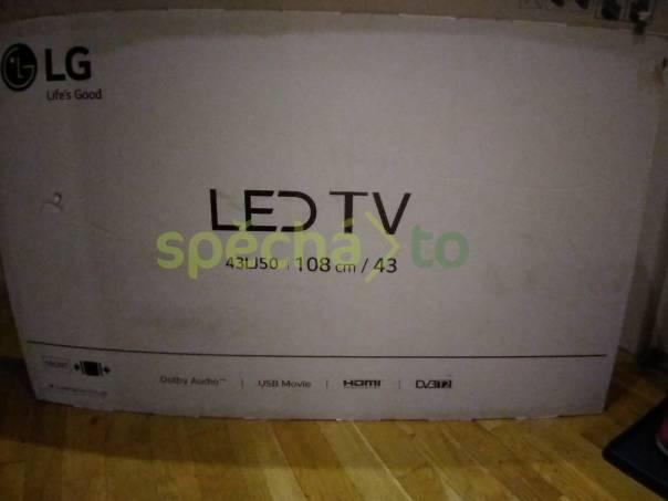 LED TV LG 43LJ500V 108cm / 43, foto 1 TV, audio, video, Televizory   spěcháto.cz - bazar, inzerce zdarma