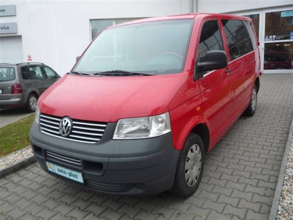 Volkswagen Transporter 2.5 TDI, foto 1 Auto – moto , Automobily | spěcháto.cz - bazar, inzerce zdarma