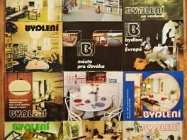 Prodám starší časopisy BYDLENÍ r.1978 - 1991(RETRO),22 kusů , Hobby, volný čas, Sběratelství a starožitnosti  | spěcháto.cz - bazar, inzerce zdarma