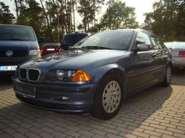 BMW Řada 3 316i 77kW Klimatronic EKO Zap, foto 1 Auto – moto , Automobily | spěcháto.cz - bazar, inzerce zdarma