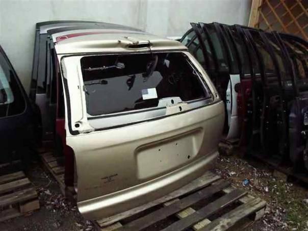 Chrysler Grand Voyager Zadní páté dveře, foto 1 Náhradní díly a příslušenství, Osobní vozy | spěcháto.cz - bazar, inzerce zdarma