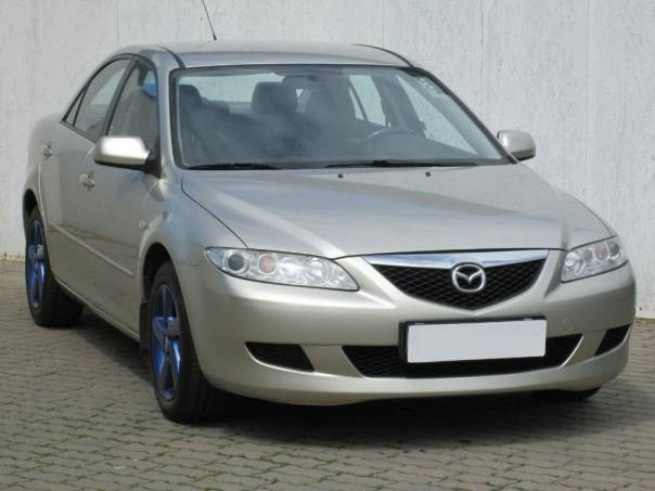 Mazda 6 2.0, foto 1 Auto – moto , Automobily   spěcháto.cz - bazar, inzerce zdarma