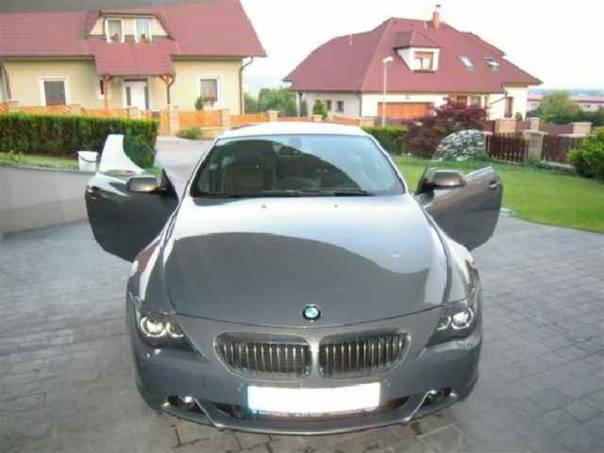 BMW Řada 6 4,8 Coupé (E63), foto 1 Auto – moto , Automobily | spěcháto.cz - bazar, inzerce zdarma
