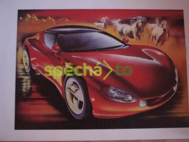 Puzzle Ferrari 1000 dílků, foto 1 Hobby, volný čas, Společenské hry | spěcháto.cz - bazar, inzerce zdarma