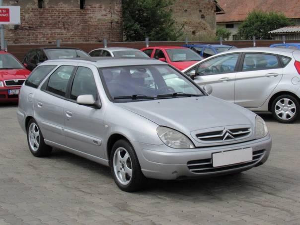Citroën Xsara  1.6 16V, klima, tažné, foto 1 Auto – moto , Automobily | spěcháto.cz - bazar, inzerce zdarma