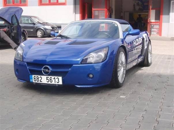 Opel Speedster 2,2 16v, foto 1 Auto – moto , Automobily | spěcháto.cz - bazar, inzerce zdarma