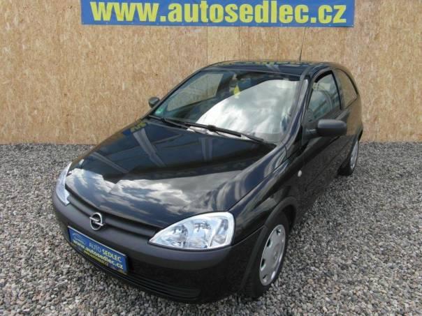 Opel Corsa 1.7DI  šíbr NOVÁ TK, foto 1 Auto – moto , Automobily | spěcháto.cz - bazar, inzerce zdarma
