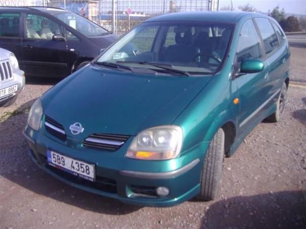 Nissan Almera 2,2 Di Tino Klima, foto 1 Auto – moto , Automobily | spěcháto.cz - bazar, inzerce zdarma