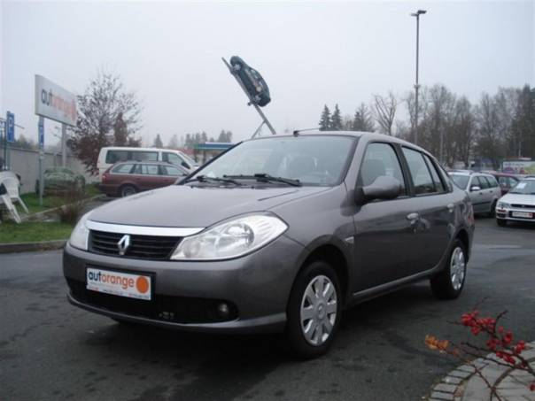 Renault Thalia 1,2i, 1.maj.,Č:R, neh., ZÁRUKA, foto 1 Auto – moto , Automobily   spěcháto.cz - bazar, inzerce zdarma