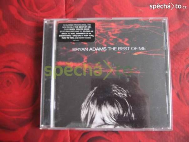 CD Bryan Adams - The Best of Me, foto 1 Hobby, volný čas, Hudba | spěcháto.cz - bazar, inzerce zdarma