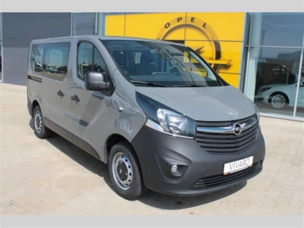 Opel Vivaro COMBI L1H1 1.6 CDTI 115k, foto 1 Užitkové a nákladní vozy, Do 7,5 t | spěcháto.cz - bazar, inzerce zdarma