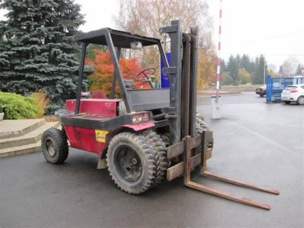 DVHM 3222 ještěrka, foto 1 Pracovní a zemědělské stroje, Vysokozdvižné vozíky | spěcháto.cz - bazar, inzerce zdarma