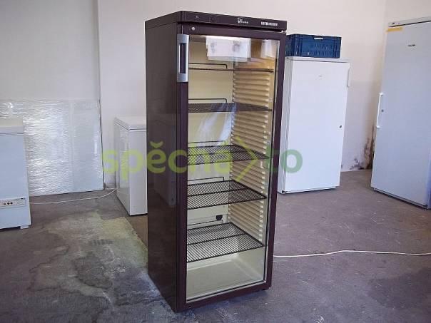 Vinotéka prosklená lednice chladnice vitrína LIEBHERR, foto 1 Bílé zboží, Chladničky a mrazáky | spěcháto.cz - bazar, inzerce zdarma