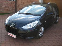 Peugeot 307 1.6 HDi SW 80 kw, PANORAMA
