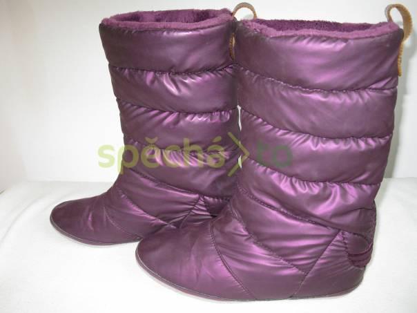 Dívčí zimní boty Adidas  6faac831b66