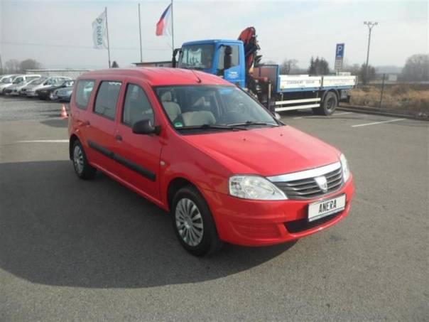 Dacia Logan 1,4 MPi kombi KLIMATIZACE, ABS, foto 1 Auto – moto , Automobily   spěcháto.cz - bazar, inzerce zdarma
