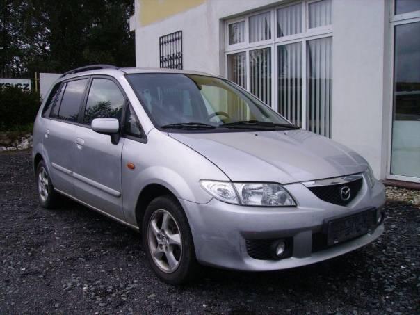 Mazda Premacy 1.8i Comfort, foto 1 Auto – moto , Automobily | spěcháto.cz - bazar, inzerce zdarma